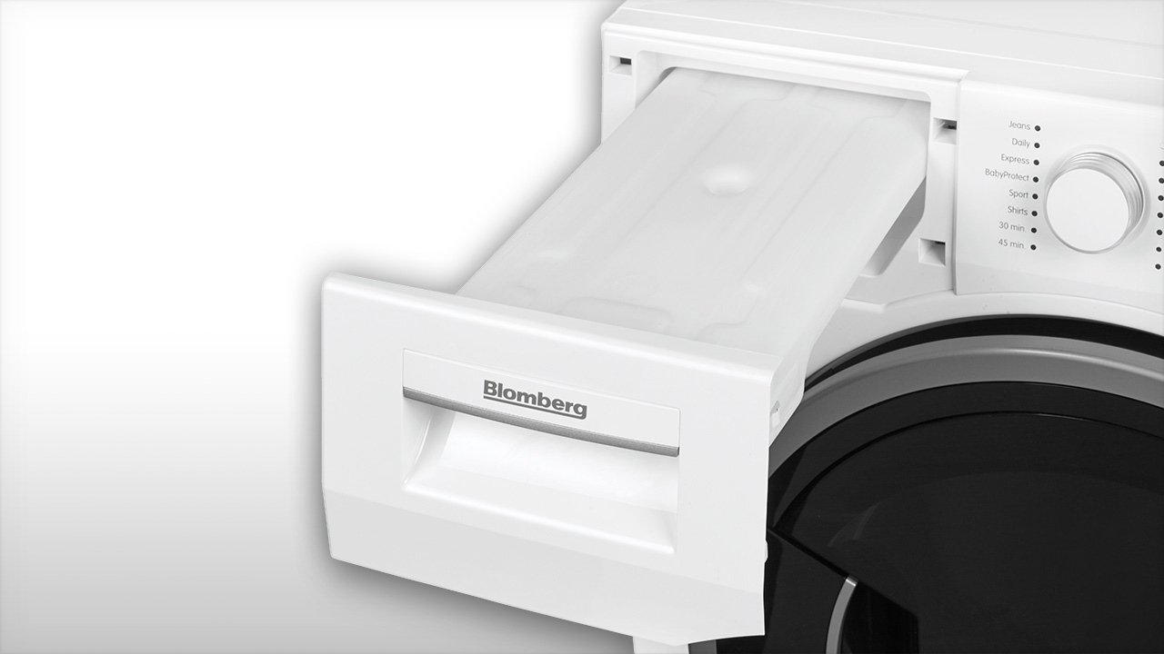 Blomberg Easy Water Disposal