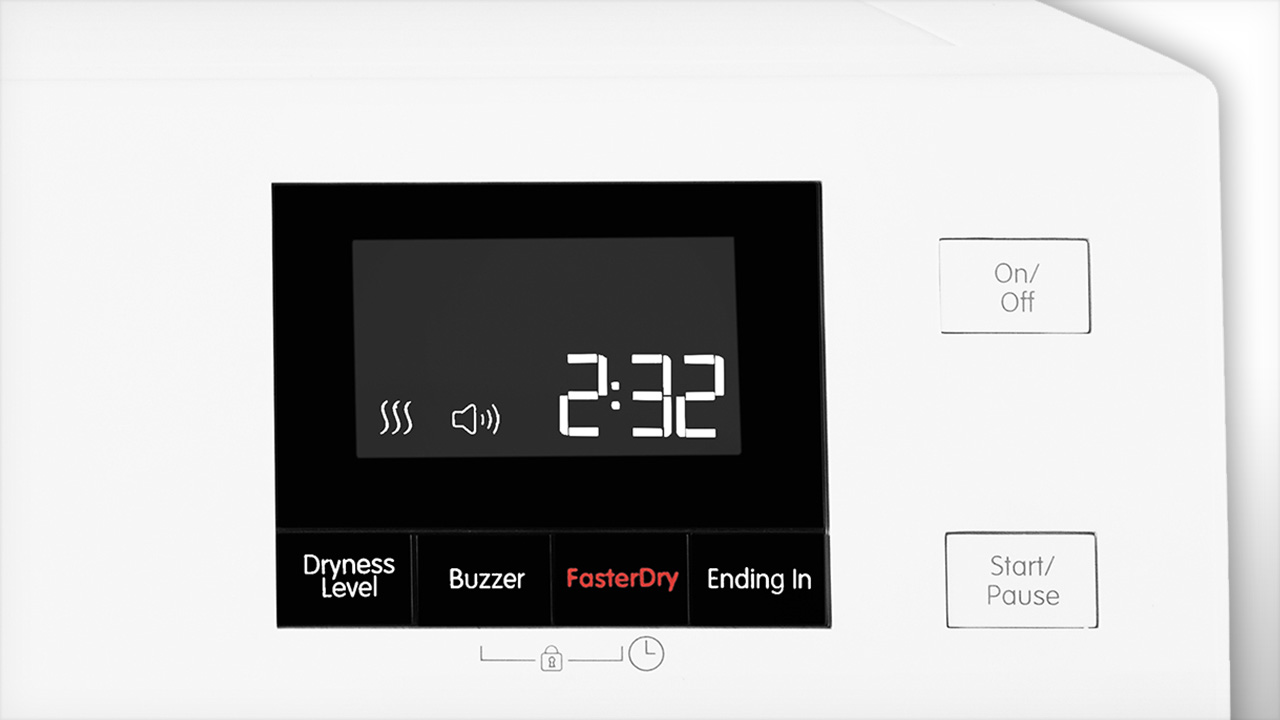 Blomberg Interactive LCD Display