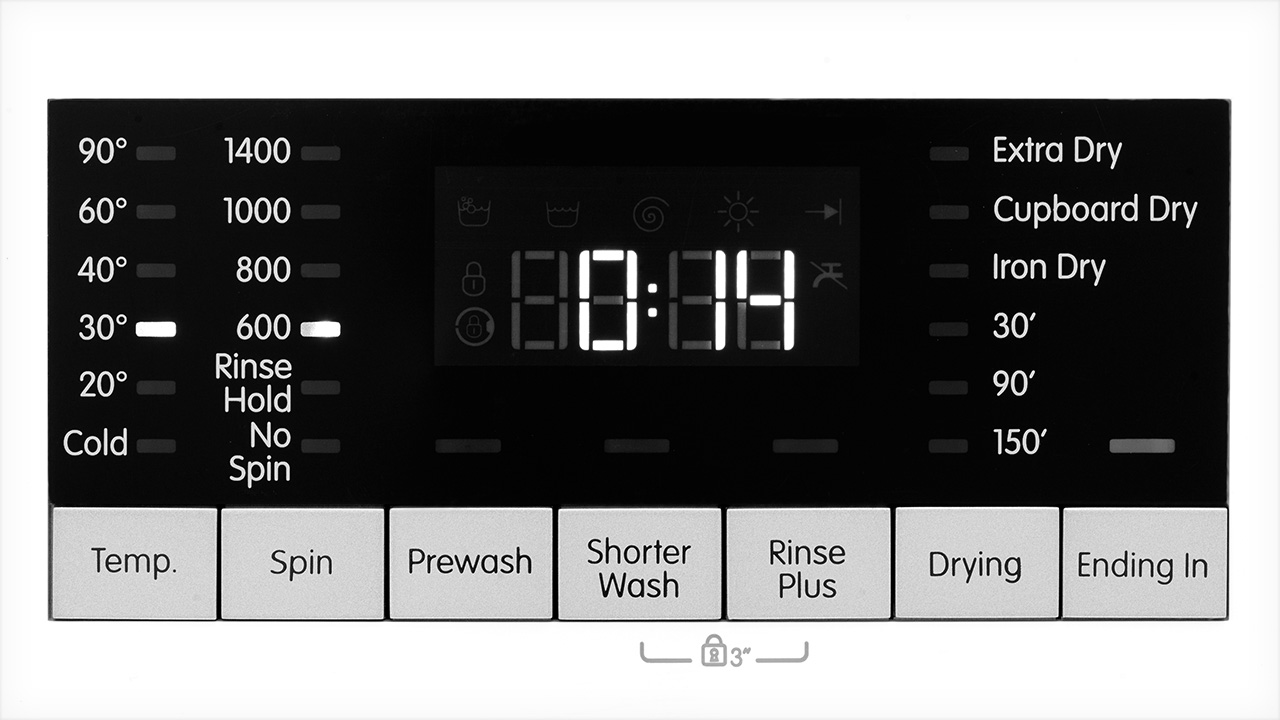 Blomberg Stylish Digital Display