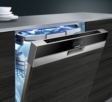 Siemens Built-in Dishwasher