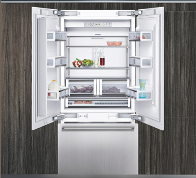 Siemens Built-in Fridge Freezer