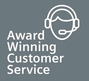 Siemens Award Winning Customer Service