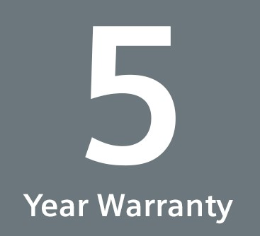 Siemens 5 Year Warranty
