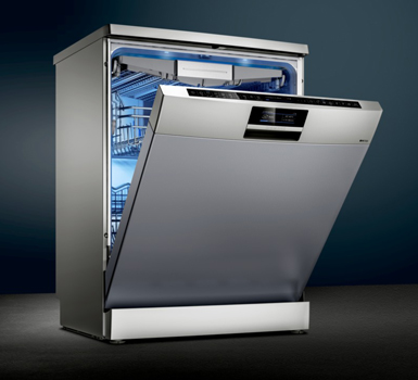 Siemens Freestanding Dishwasher