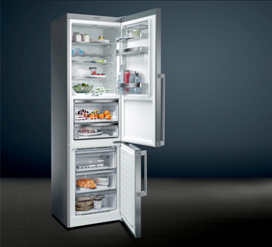 Siemens Freestanding Fridge Freezer