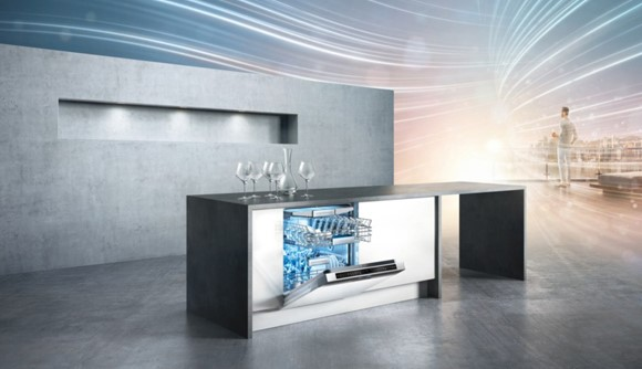 Siemens Integrated Dishwasher