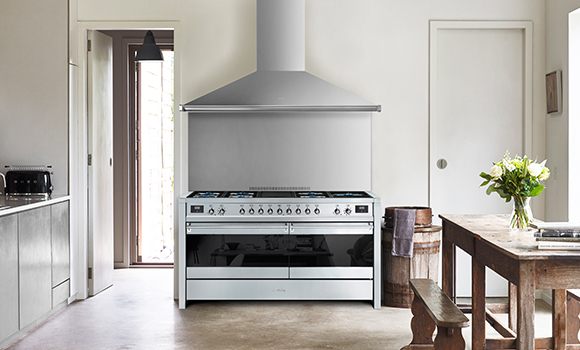 Smeg Range Cookers including Opera