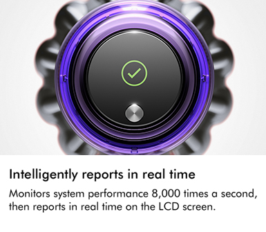 Dyson V11 ABSEXTRA Intelligently Reports