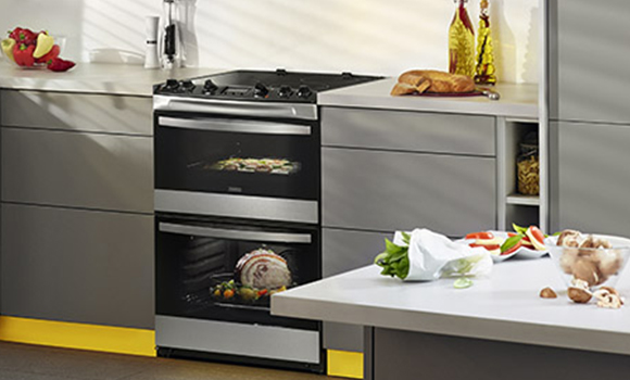 Zanussi Freestanding Cookers Kitchen Appliances
